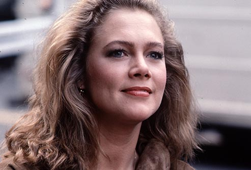 Kathleen Turner: Pair of Copper Insoles Helped Banish my Pain
