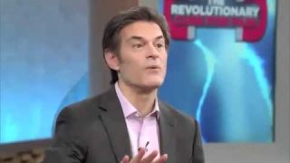 Dr OZ  Presents New Medical Device